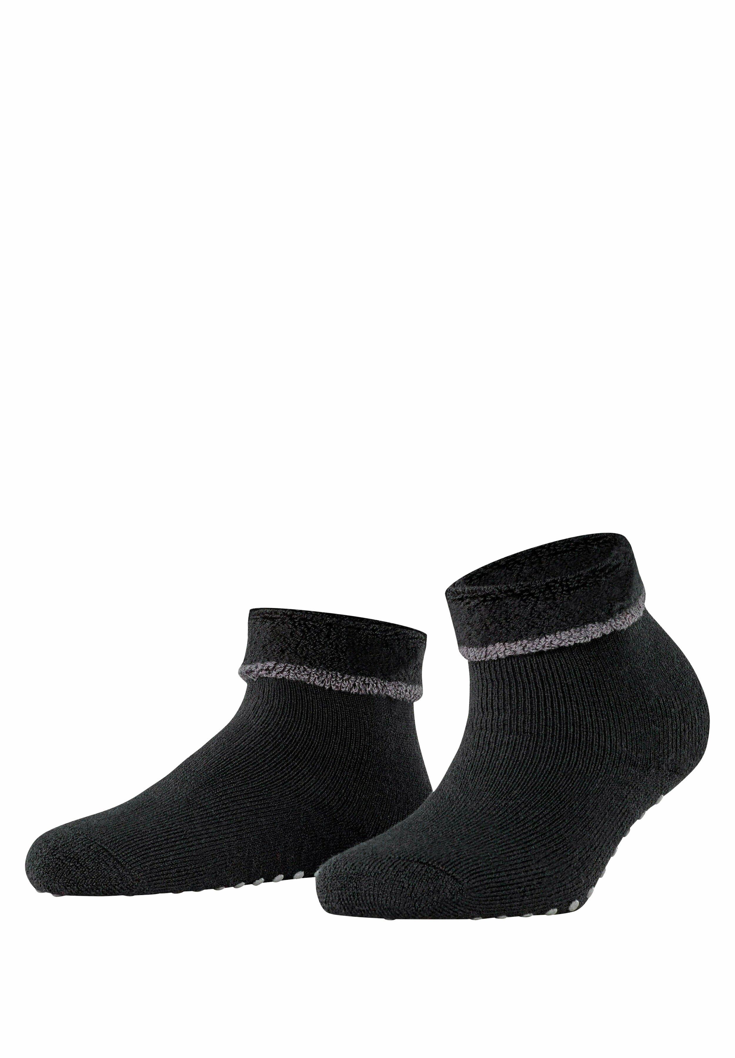 Femme COZY - Chaussettes - black