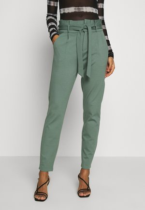 VMEVA LOOSE PAPERBAG PANT - Trousers - laurel wreath