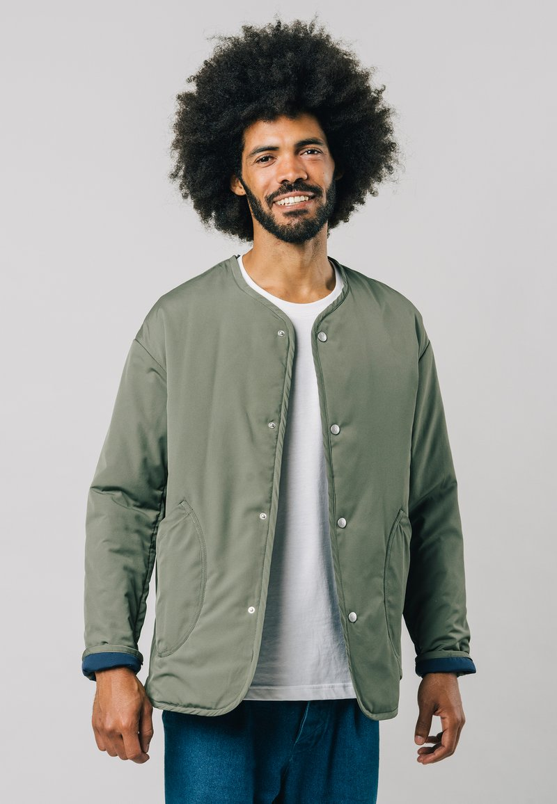 Brava Fabrics - KAKHI - Bomber Jacket - green