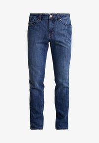 Paddock's - RANGER PIPE - Slim fit jeans - midstone - 4