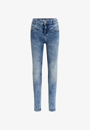 SUPERSKINNY - Jeggings - blue