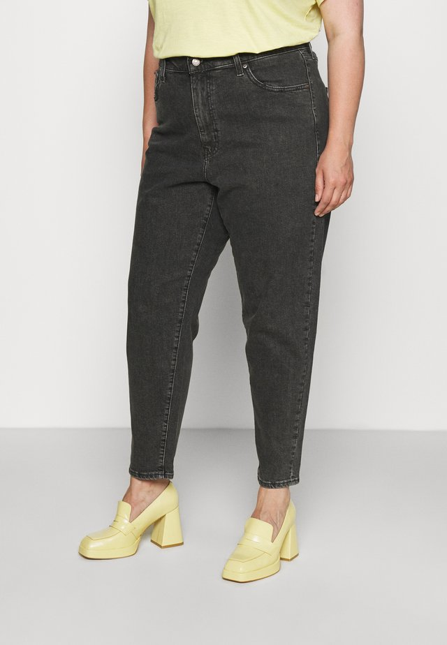 PL HIGH WAISTED MOM JEAN - Straight leg jeans - bomb dot com plus