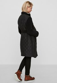 MAMALICIOUS - Classic coat - black - 2