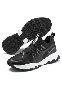Puma - PUMA EMBER TRL MEN'S RUNNING SHOES MALE - Neutral running shoes - puma black/puma white - 2