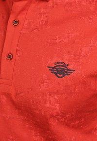 Gabbiano - Polo shirt - rusty red - 5