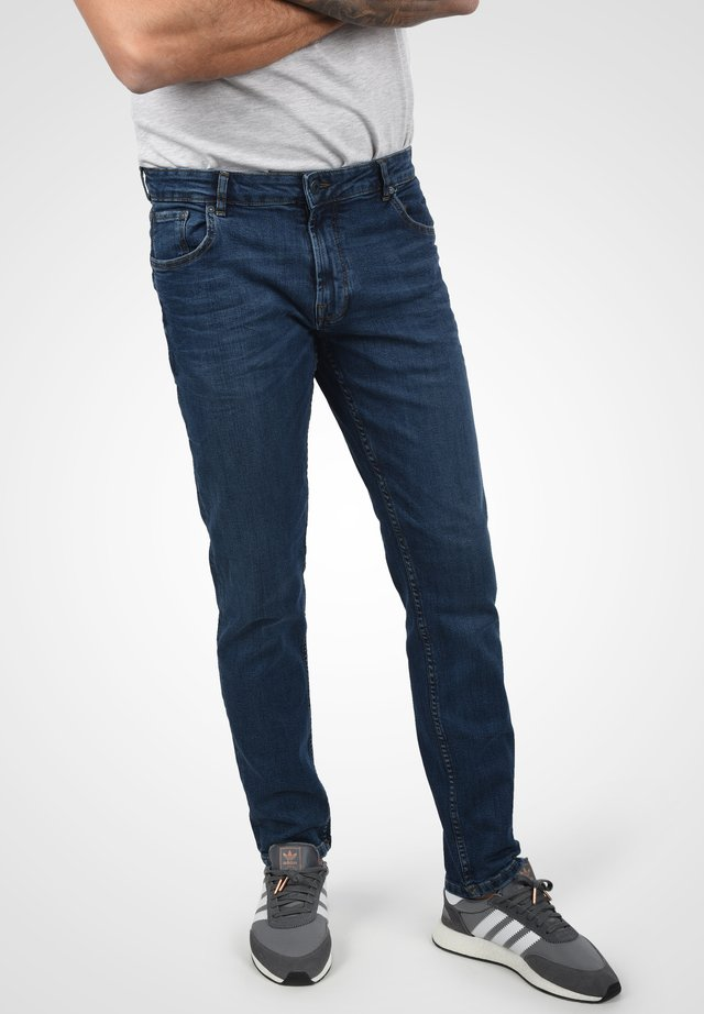 SLIM-JOY BLUE258 STR - Slim fit jeans - blau