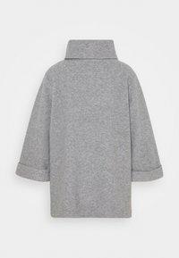 someday. - USUA DETAIL - Sweatshirt - hazy fog melange - 1