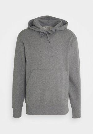 JACKSON HOOD - Hoodie - medium grey melange