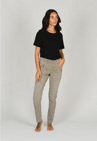 Angels - Jeans Skinny Fit - braun - 0