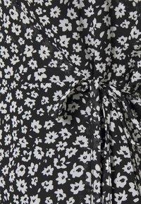 Anna Field - Korte jurk - black_white - 2
