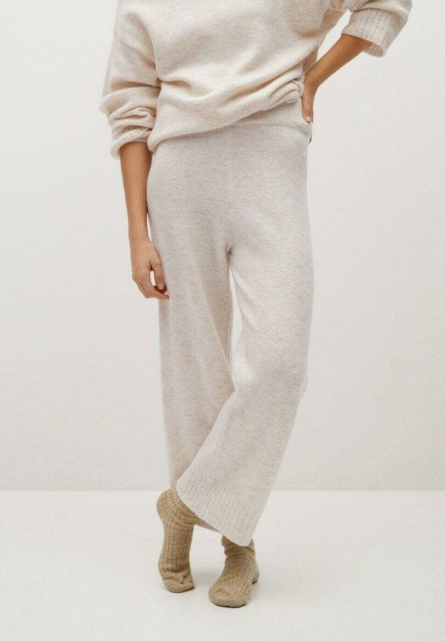 Pyjamabroek - ecru