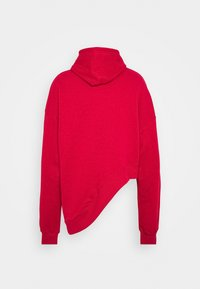 Ziq and Yoni - UNISEX WAVE HOODIE - Mikina skapucí - red - 1