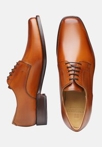 SHOEPASSION - NO. 5572 - Smart lace-ups - red/brown - 1