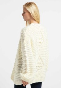 usha - Cardigan - white - 2