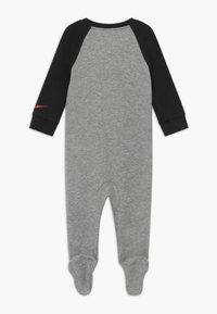 Nike Sportswear - BABY  - Pyjama - grey heather - 1