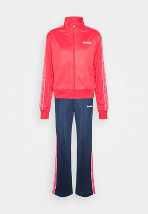 LIGHT SUIT CHROMIA - Tracksuit - geranium red