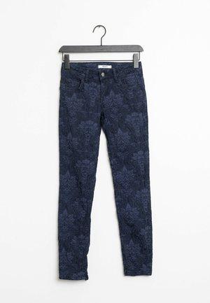 Spodnie materiałowe - blue