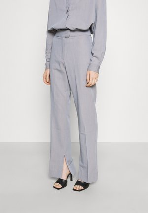 NESSA TROUSER - Trousers - blue