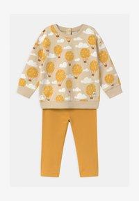 Lindex - BALLOON SET UNISEX - Sweatshirt - light beige - 0
