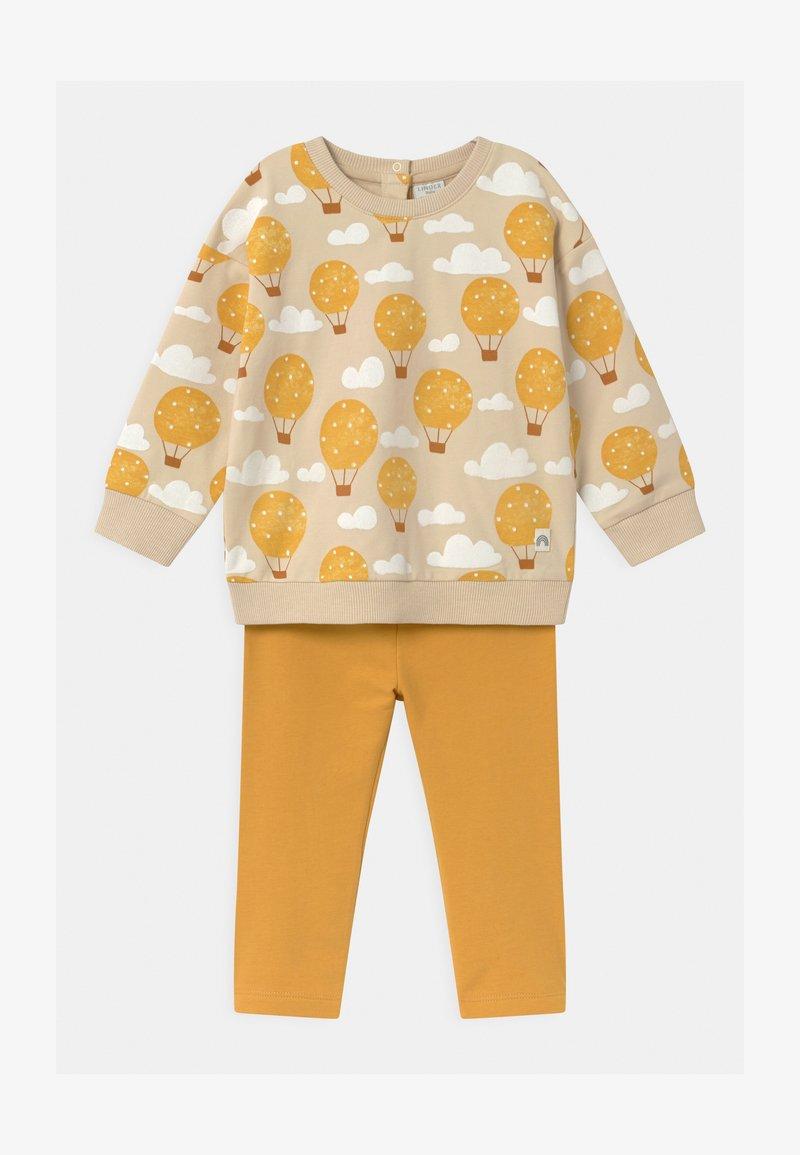 Lindex - BALLOON SET UNISEX - Sweatshirt - light beige