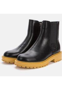 Betsy - Platform ankle boots - schwarz - 3