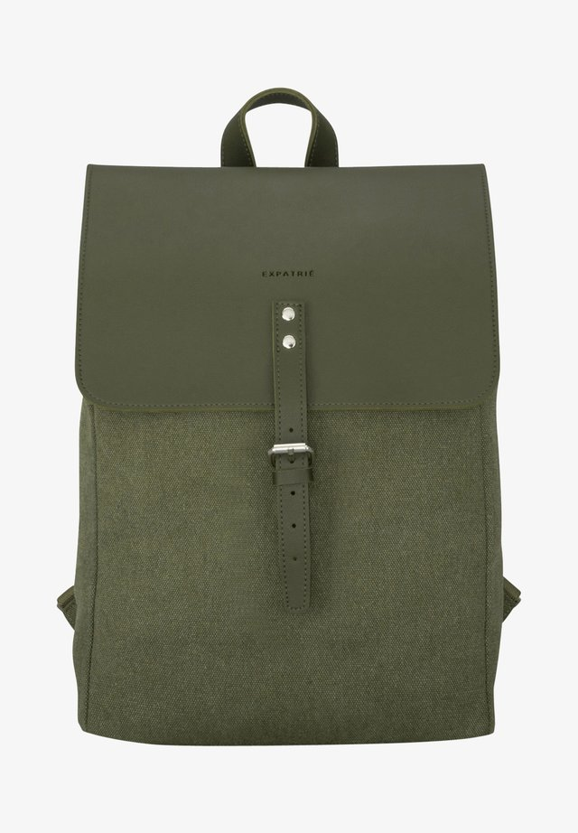 ALLROUNDER ANOUK - Reppu - olive green