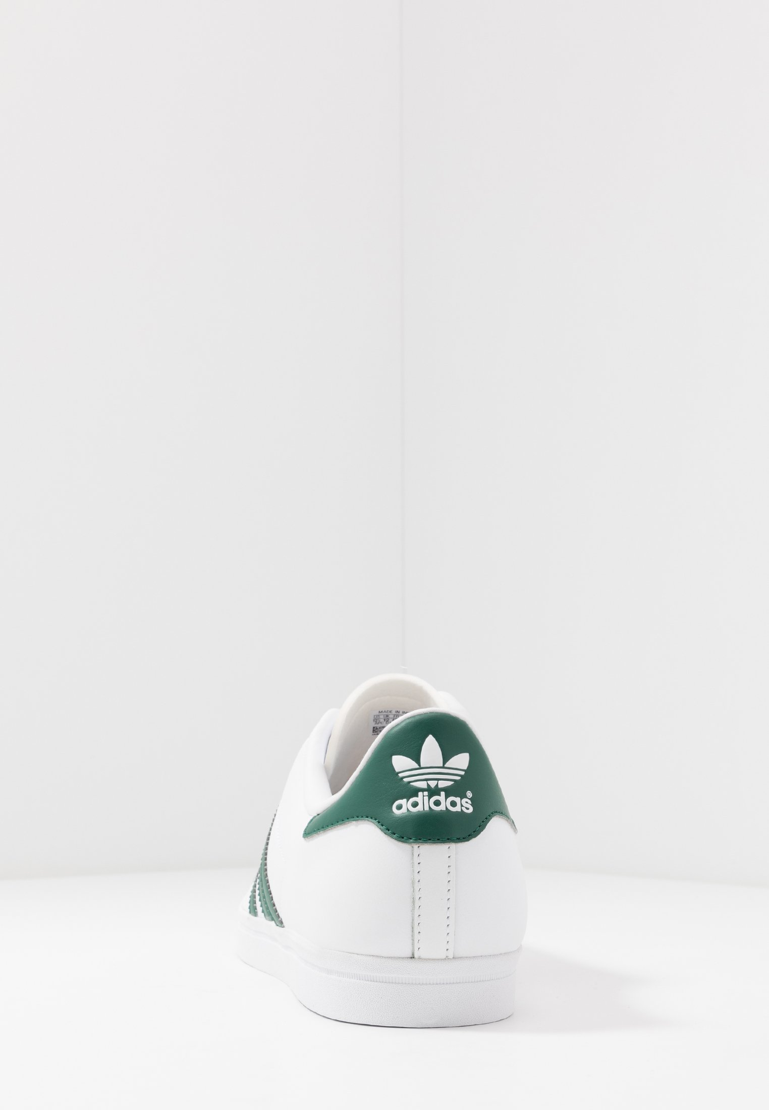 Adidas Originals Coast Star - Sneakers Footware White/collegiate Green