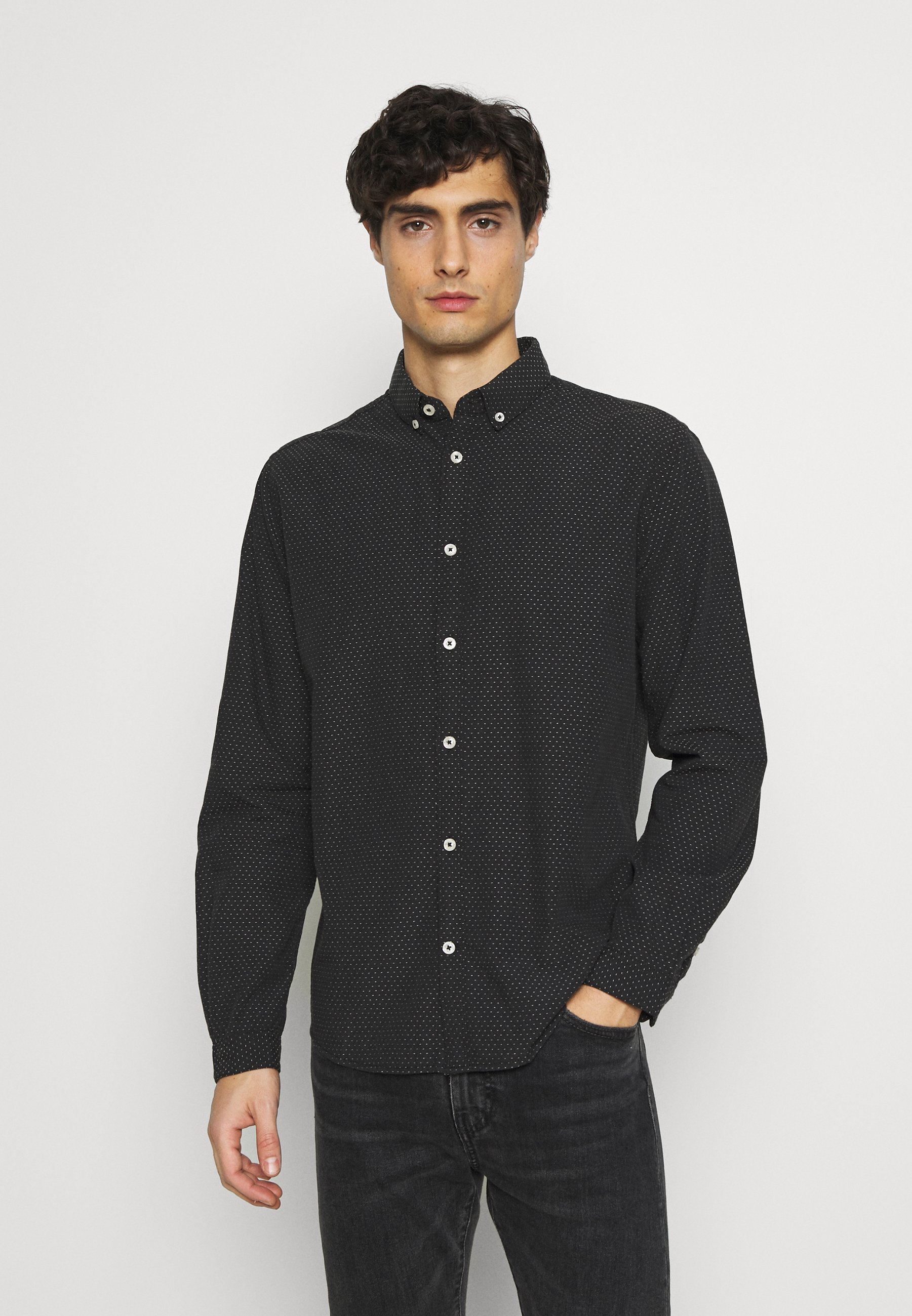 Men Shirt - black