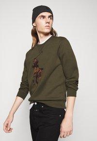 Polo Ralph Lauren - Sweatshirt - company olive - 3