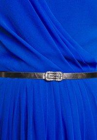 Lauren Ralph Lauren - GRACEFUL LONG GOWN - Vestido de fiesta - portuguese blue - 6