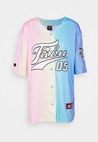 FUBU - VARSITY GRADIENT BASEBALL - Print T-shirt - multicolor - 5