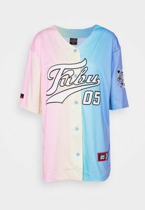 VARSITY GRADIENT BASEBALL - Camiseta estampada - multicolor