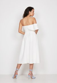 True Violet - FRILL FIT  - Day dress - off-white - 2