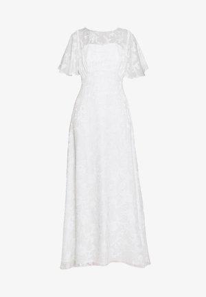 BRIDAL LEYLA BACK MAXI DRESS - Ballkjole - ivory