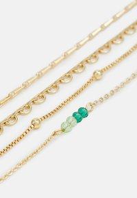Pieces - PCSANGA NECKLACE  - Necklace - gold-coloured - 2