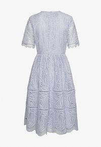 Tommy Hilfiger - DRESS - Cocktail dress / Party dress - bliss blue - 1