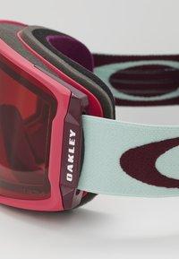 Oakley - LINE MINER  - Occhiali da sci - rose - 3