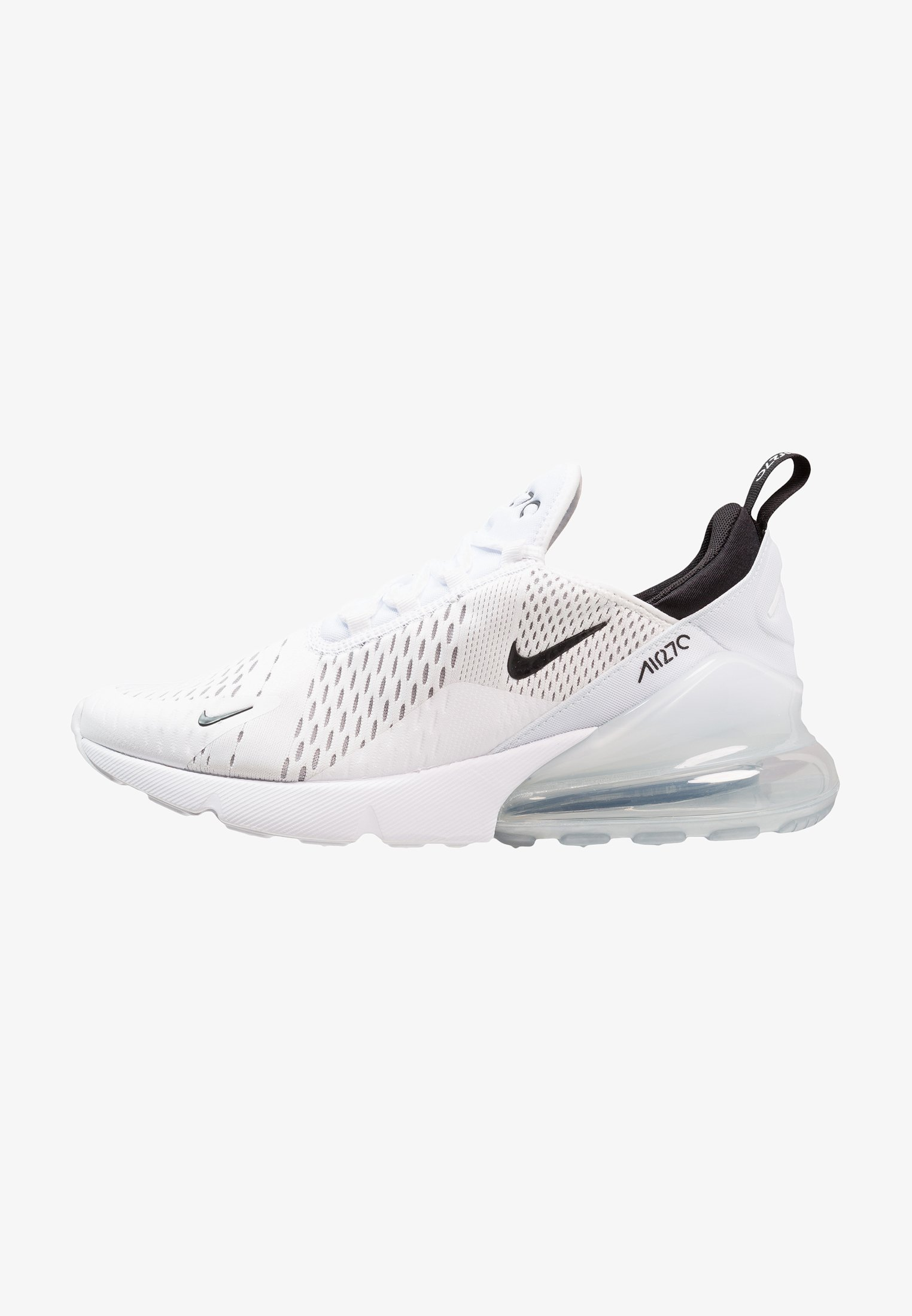 Sinfonía Grapa Discurso  Nike Sportswear AIR MAX 270 - Trainers - white/black/white - Zalando.ie