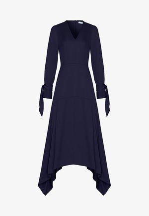 Maxi dress - winter true blue