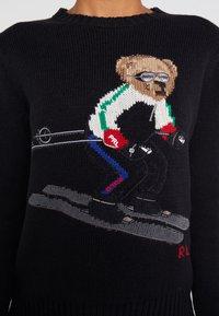Polo Ralph Lauren - Sweter - black - 3