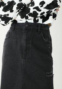 Pimkie - A-snit nederdel/ A-formede nederdele - schwarz - 3