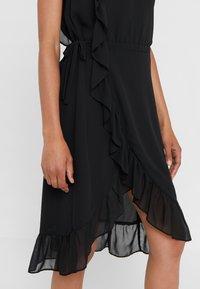 Bruuns Bazaar - ROSALINA KENDRA DRESS - Cocktail dress / Party dress - black - 3
