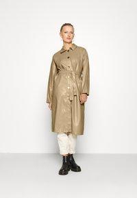 Molly Bracken - LADIES COAT - Trenchcoat - beige - 0