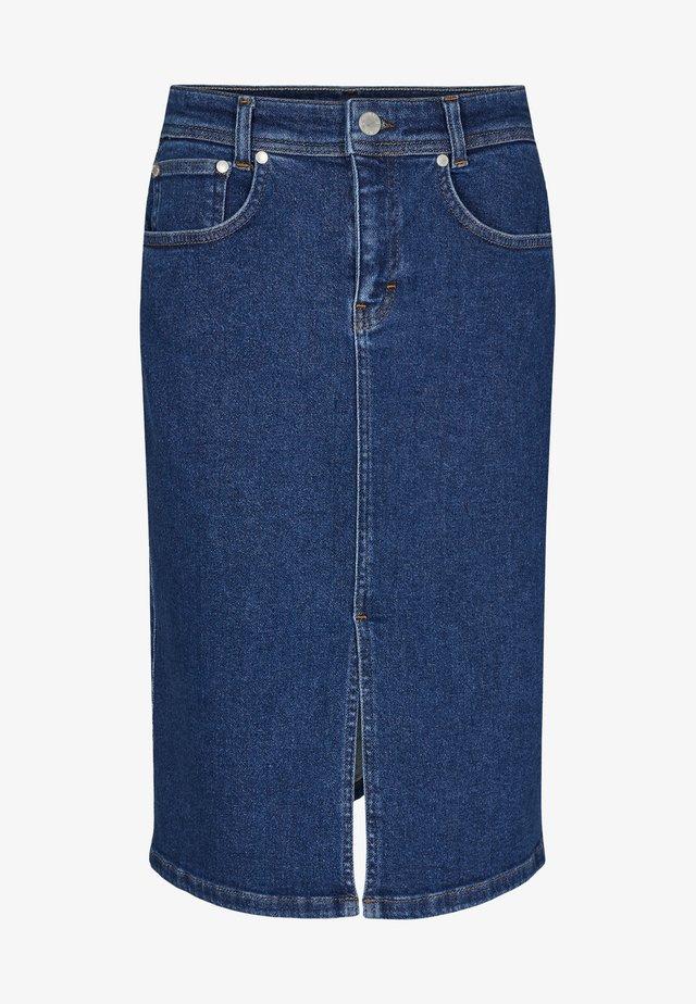 A-snit nederdel/ A-formede nederdele - ultra blue