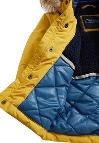 Next - Winter coat - yellow - 2