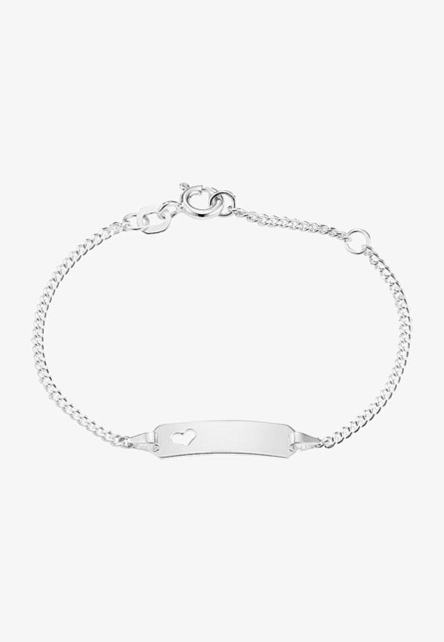 Bracelet - silver coloured