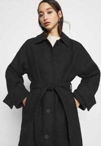 Monki - ARELIA COAT - Classic coat - black - 3