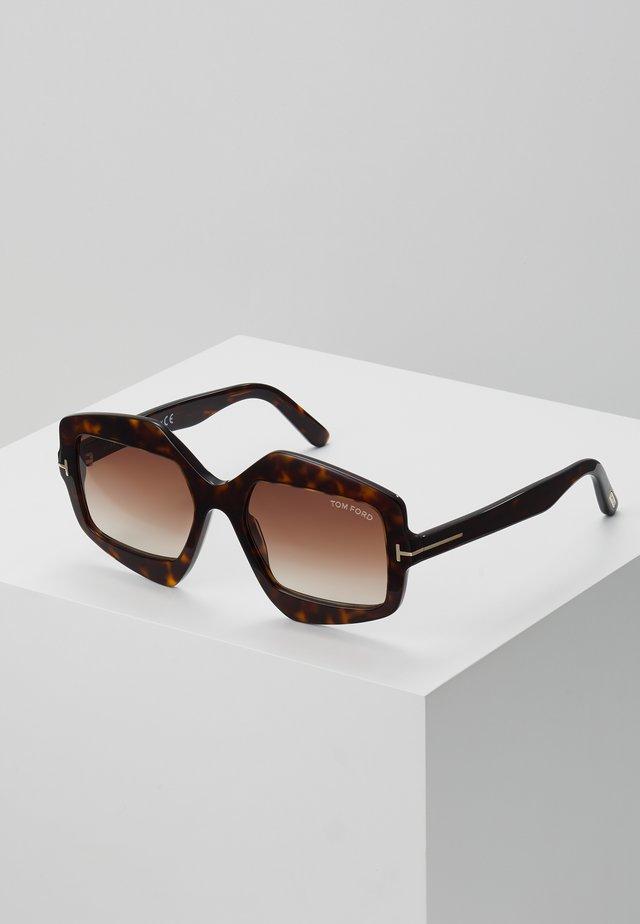 Solbriller - mottled black