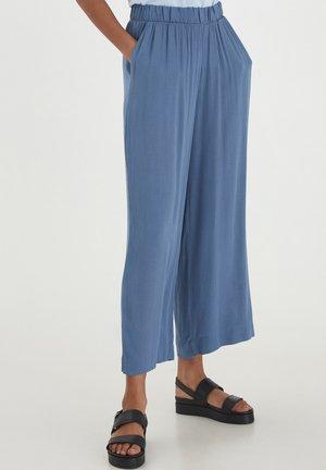IHMARRAKECH - Trousers - coronet blue