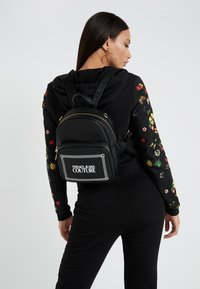 Versace Jeans Couture - BACKPACK - Rucksack - black - 1